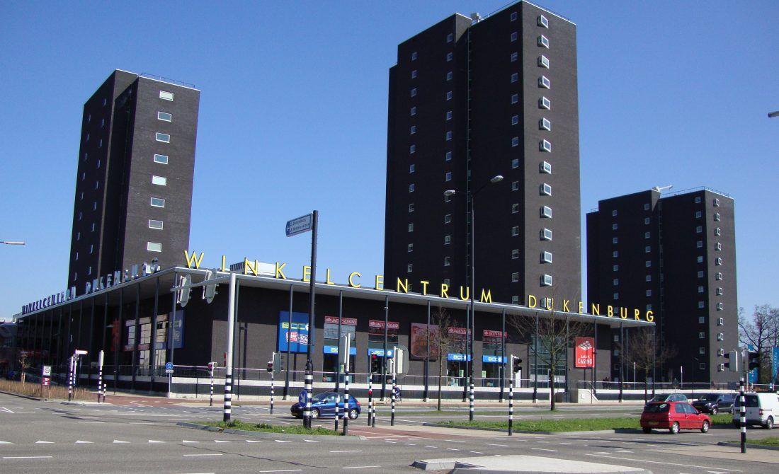 Winkelcentrum Dukenburg